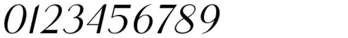 Mansory Regular Oblique Font OTHER CHARS