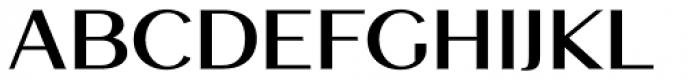 Mansory Semi Bold Font UPPERCASE