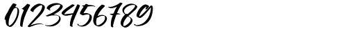Manstromer Regular Font OTHER CHARS