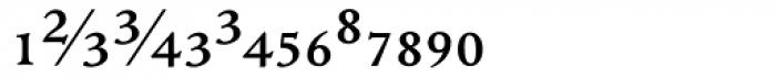 ManticoreT Bold Extra Sorts Font LOWERCASE