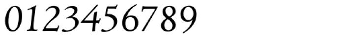 ManticoreT Italic Extra Sorts Font OTHER CHARS