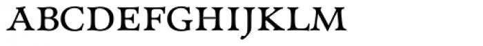 ManticoreT Smallcaps Extra Sorts Font LOWERCASE