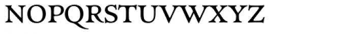 ManticoreT Smallcaps Font LOWERCASE