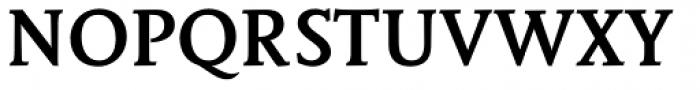 Mantika Book W1G Bold Font UPPERCASE