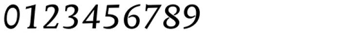 Mantika Book W1G Italic Font OTHER CHARS