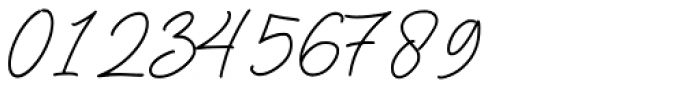 Manttulcuy Signature Regular Font OTHER CHARS