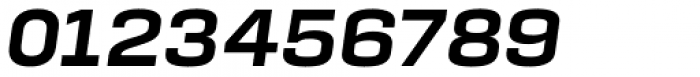 Manual Medium Italic Font OTHER CHARS