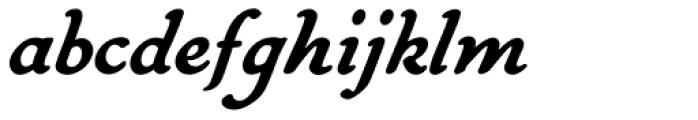 Manual Script JF Font LOWERCASE