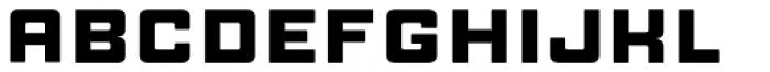 Manufaktur Expanded Black Font LOWERCASE