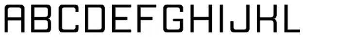 Manufaktur Expanded Medium Font UPPERCASE