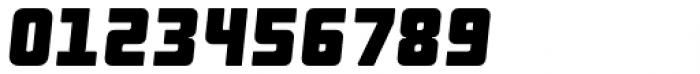 Manufaktur Heavy Italic Font OTHER CHARS