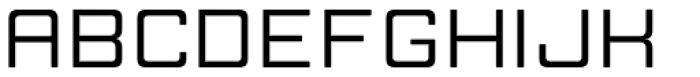 Manufaktur Ultra Expanded Md Font UPPERCASE