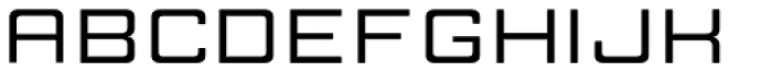 Manufaktur Ultra Expanded Md Font LOWERCASE