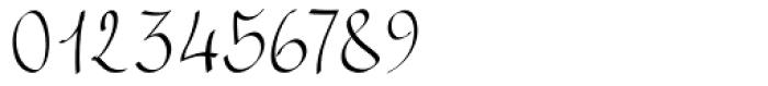 Manuscrita Font OTHER CHARS