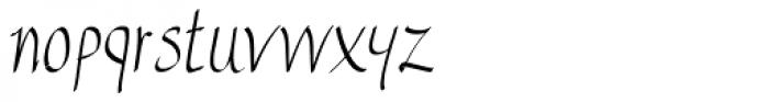 Manuscrita Font LOWERCASE