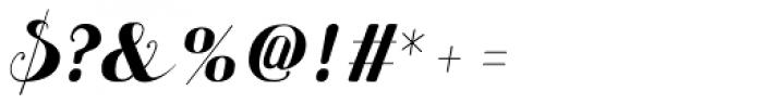 Maple Lane Cursive Font OTHER CHARS