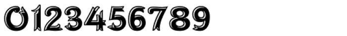 Maracay Tooled Font OTHER CHARS