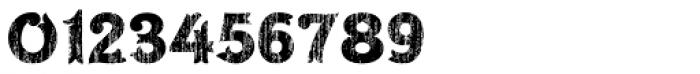 Maracay Wood Font OTHER CHARS