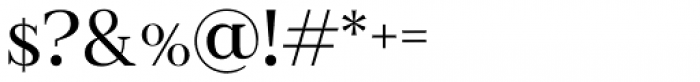 Maraka Serif Font OTHER CHARS