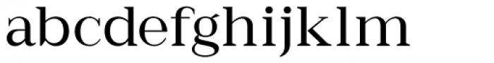 Maraka Serif Font LOWERCASE