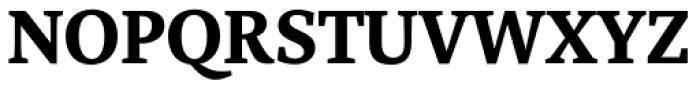 Marat Bold Font UPPERCASE
