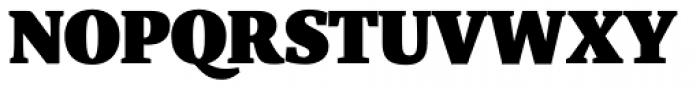 Marat Fat Font UPPERCASE