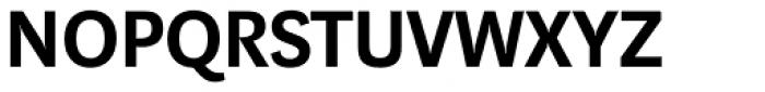Marat Sans DemiBold Small Caps Font UPPERCASE