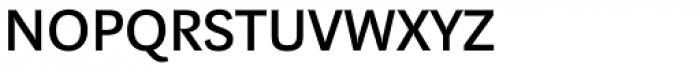 Marat Sans Small Caps Font LOWERCASE