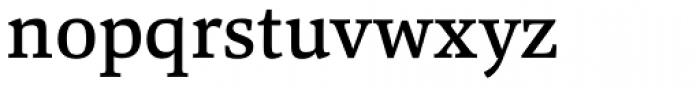 Marbach Medium Font LOWERCASE