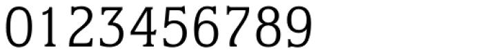 Marbrook BQ Light Font OTHER CHARS