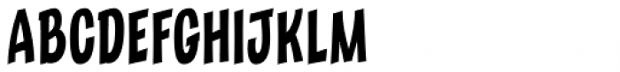 Marcinelle Clean-02 Font UPPERCASE