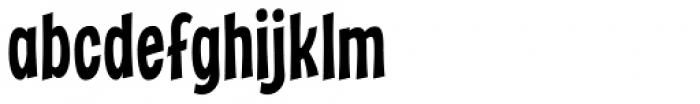 Marcinelle Clean-02 Font LOWERCASE