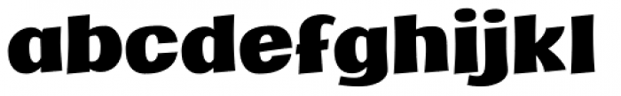 Marcinelle Clean-10 Font LOWERCASE