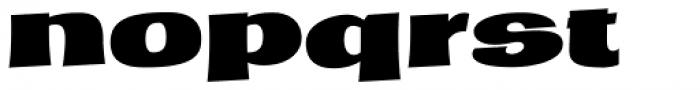 Marcinelle Clean-15 Font LOWERCASE