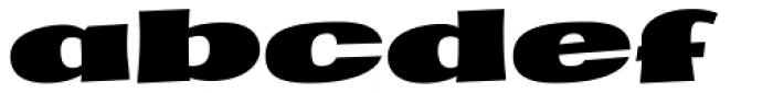 Marcinelle Clean-17 Font LOWERCASE