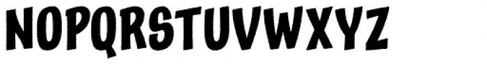 Marcinelle Rough-04 Font UPPERCASE