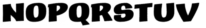 Marcinelle Rough-11 Font UPPERCASE