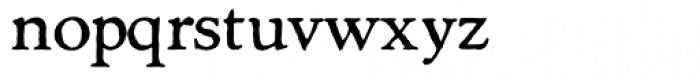 Marco Polo Font LOWERCASE