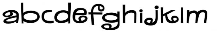 MardiKrewe PB Extra Wide Font LOWERCASE