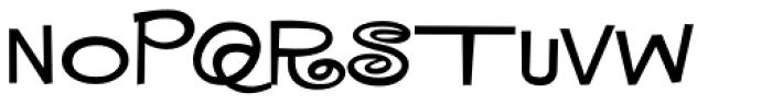 MardiKrewe PB Wide Font UPPERCASE