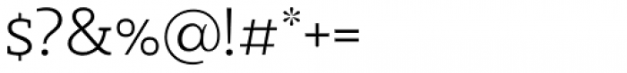 Marek Slab Thin Font OTHER CHARS