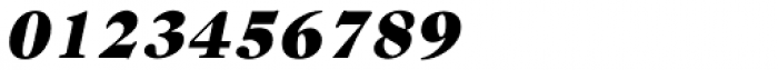 Margaliot MF Bold Italic Font OTHER CHARS