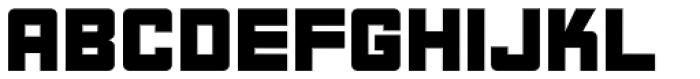 Margate JNL Font UPPERCASE