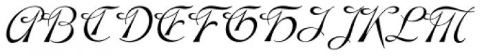 Margaux Font UPPERCASE