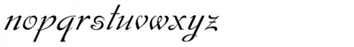 Margaux Font LOWERCASE