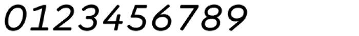 Margem Rounded Italic Font OTHER CHARS
