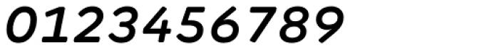Margem Rounded Medium Italic Font OTHER CHARS