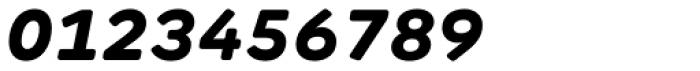 Margem Rounded XBold Italic Font OTHER CHARS