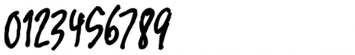 Marginal Notes SRF Font OTHER CHARS