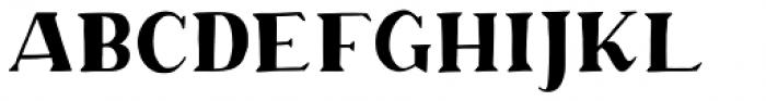 Margo Serif Font LOWERCASE
